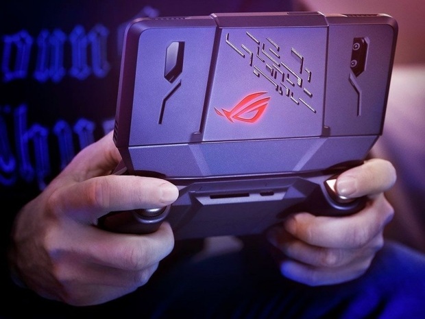 Asus ROG Phone crawls to the top of benchmark charts