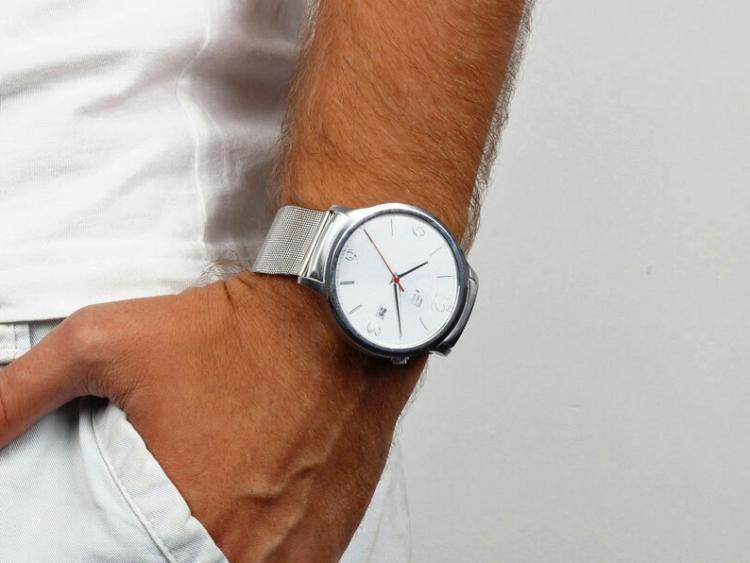Elephone ELE MediaTek Android Wear smartwatch listed