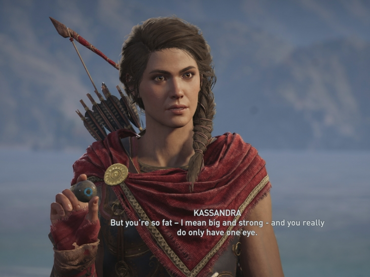 Assassin S Creed Odyssey Update Demanded Lesbian Women Have A Baby