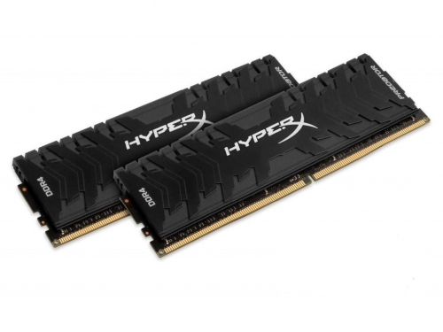 HyperX releases two new Predator memory kits