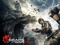 Gears of War 4 gets new 4K gameplay video
