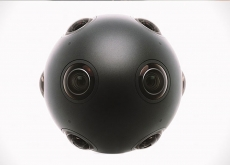 Ozo provides 3d surround filming