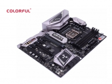 Colorful unveils iGame Z370 Vulcan X motherboard