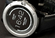 New smartwatch works by body power