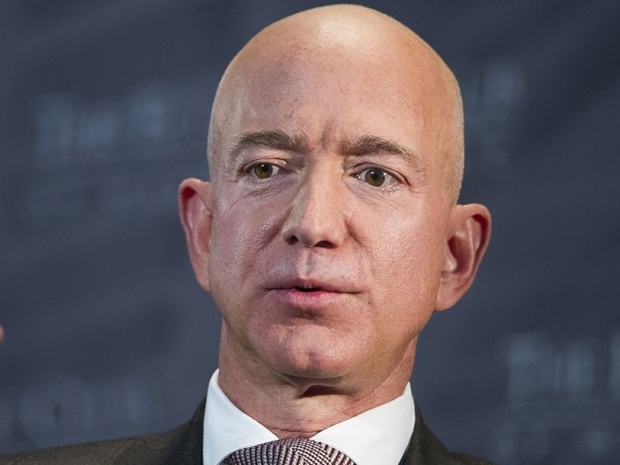 Bezos invests in space because we have stuffed up the planet
