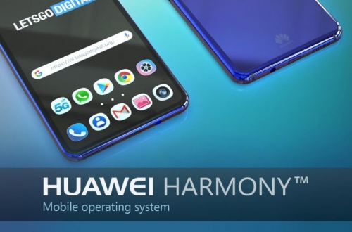 Huawei's Harmony operating system is not Android