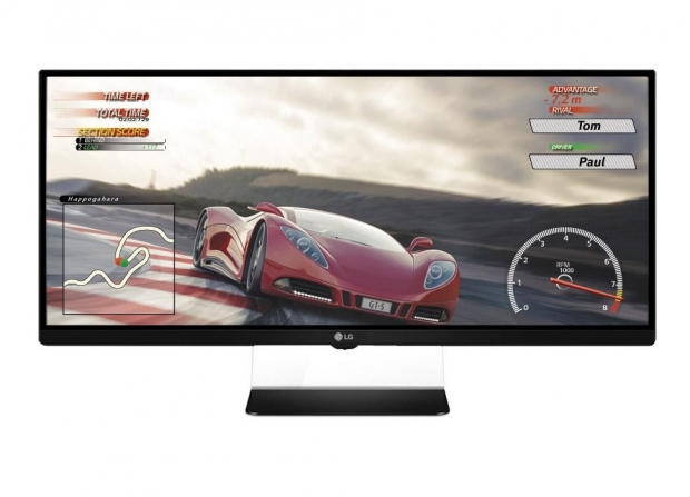 LG announces curved 21:9 monitor with AMD FreeSync