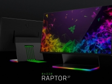 Razer Raptor gaming monitor was the star of CES 2019 show
