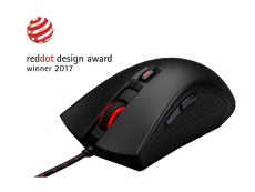Kingston releases HyperX PulseFire FPS gaming mouse