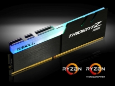 G.Skill releases AMD Ryzen optimized memory kits