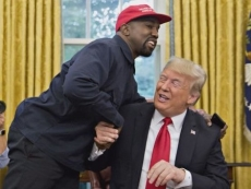 Kanye West wants Apple to build Trump an 'iPlane'