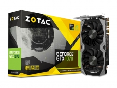 Zotac unveils a shorter GTX 1070 Mini graphics card
