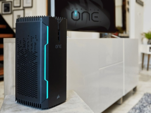 Corsair's One SFF PC gets updated with Coffee Lake