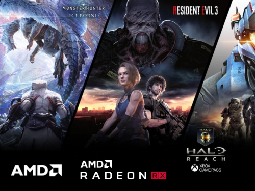 AMD adds RX 5600XT to its Raise the Game bundle