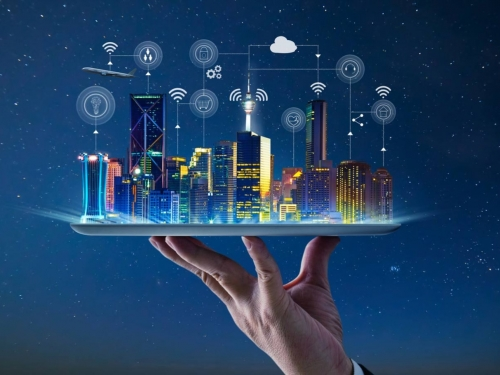 World growing smart cities