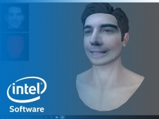 Intel and Foxconn show off 5G facial recognition