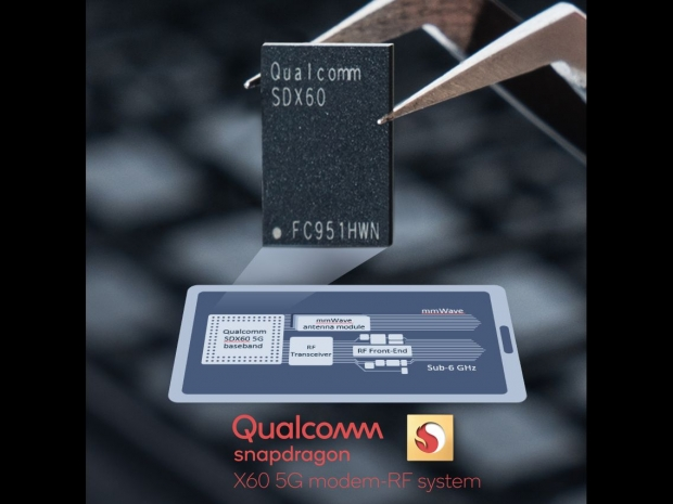 Snapdragon X60 5nm announced