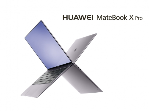 Huawei goes after Apple with MateBook X Pro notebook