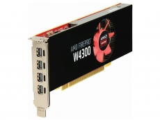 AMD launches new low-profile FirePro W4300 professional card