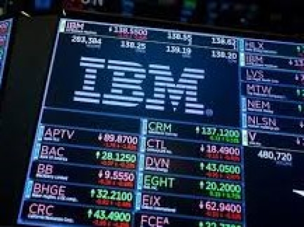 IBM's cryptocurrancy gaining ground