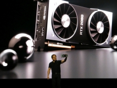 Nvidia Geforce RTX series officially launches