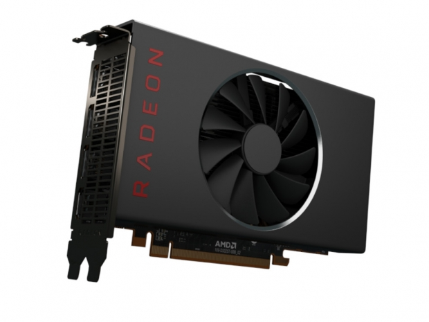 AMD went to Samsung for RX 5500 XT Navi 14 GPU