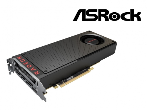 ASRock could be entering the graphics card market
