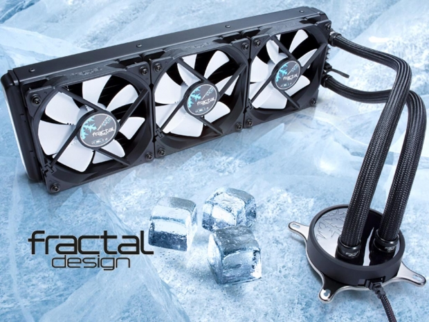 Fractal Design unveils new Celsius series AiO coolers