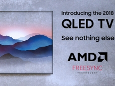 AMD officially announces FreeSync support on Samsung TVs