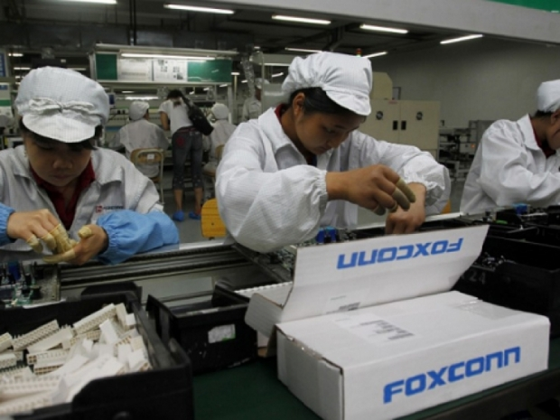 Foxconn scales back American plans