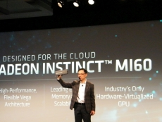 AMD Radeon Instinct goes 7nm Vega