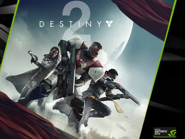 Nvidia bundles Destiny 2 with some GPUs