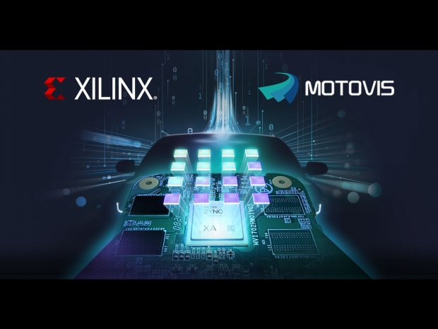 Xilinx and Motovis Introduce Further Automotive Forward Camera Innovation