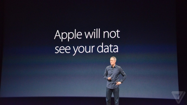 Apple in internal battle over privacy