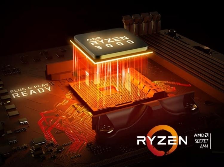 Amd Announces New Ryzen 3000 Xt Cpus