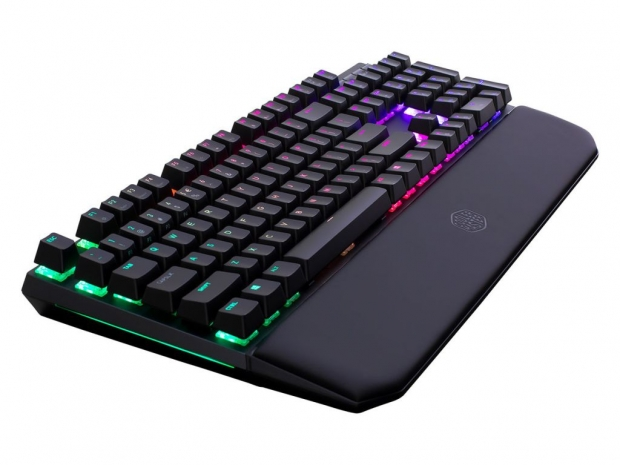 Cooler Master announces MasterKeys MK750 keyboard