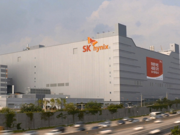SK Hynix to build four memory chip plants