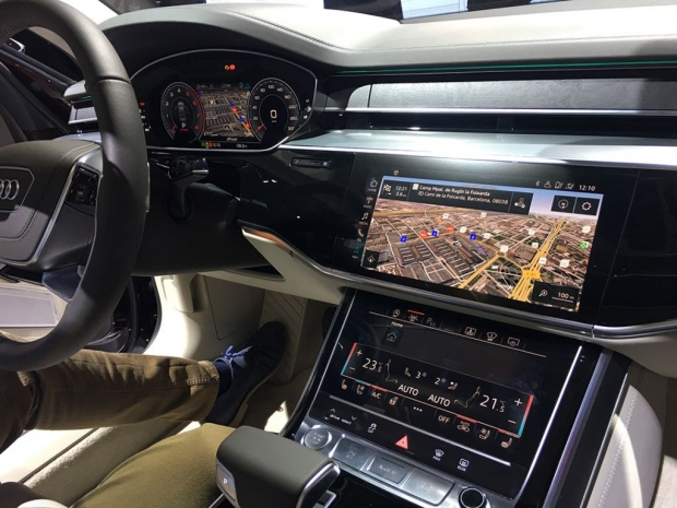 Audi A8 is the first Level 3 autonomous car