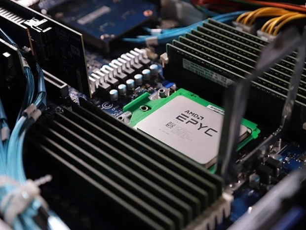 AMD could get ten percent of server market