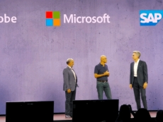 SAP, Microsoft and Adobe team up on data