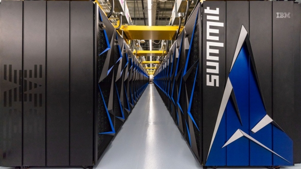 IBM powers fastest Summit supercomputer