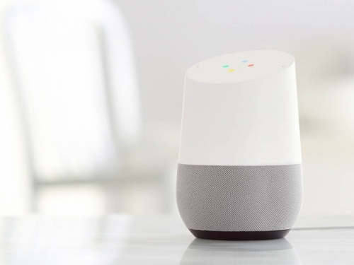 You're never on your own with Google Home