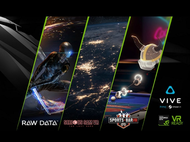 Nvidia announces new Geforce VR bundle