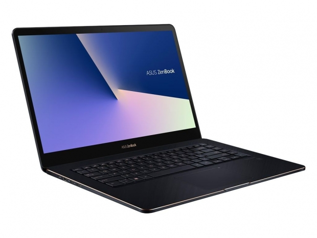 Asus announces ZenBook Pro 15 with Core i9 CPU