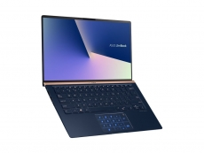 Asus ZenBooks have an impressive screen-to-body ratio