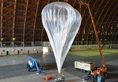 Google gives up on Project Loon