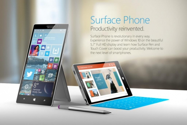 Microsoft Surface phone rumoured to have Snapdragon 830
