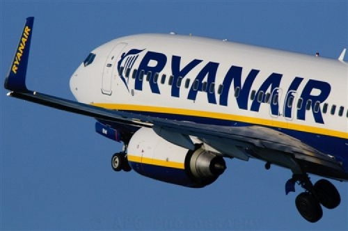 Vodafone partners with Ryanair