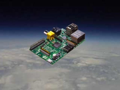 Raspberry Pi hacked NASA