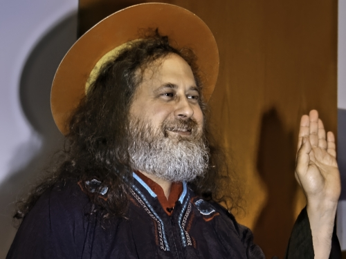 Stallman defends himself over Epstein comments